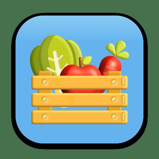 Mama's farm: Match 3