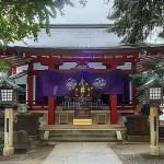 日本橋日枝神社_社殿