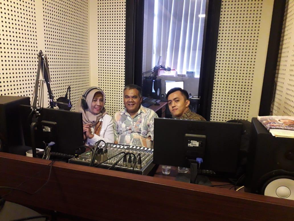 Program BERSAMA Bangun Bangsa, Penyuluhan Anti Narkoba di Radio