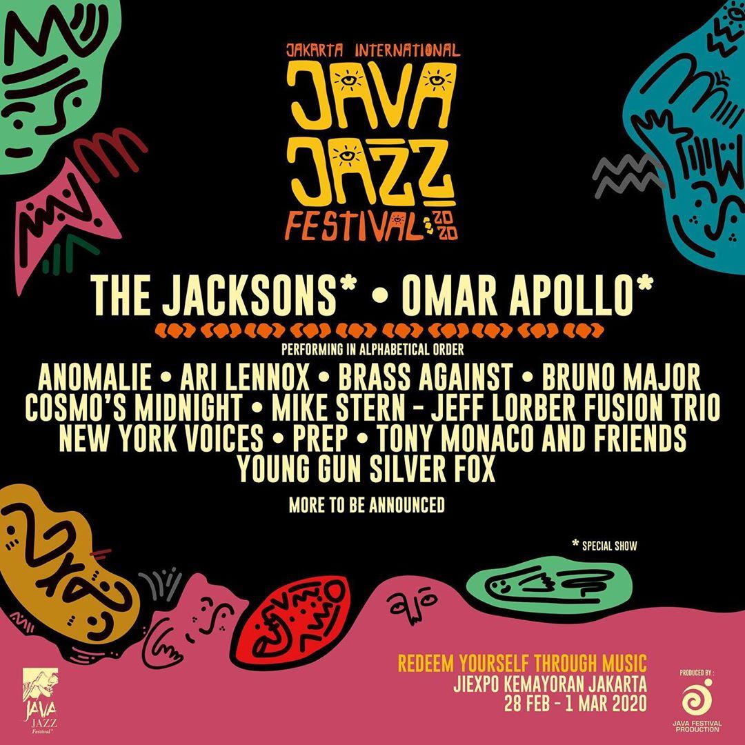 MajalahMATRA Media Patner BNI Java Jazz Festival (JJF) ke-16