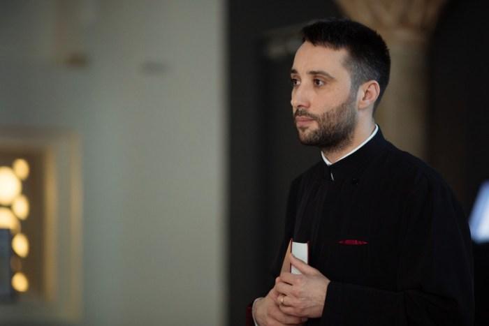 Pr. dr. Florin Marica, consilier patriarhal la Patriarhia Română