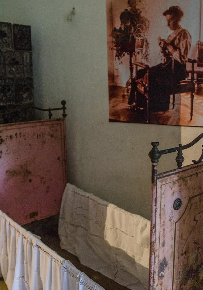 Castelul de la Miclăușeni, o locuință de familie cu o istorie zbuciumată