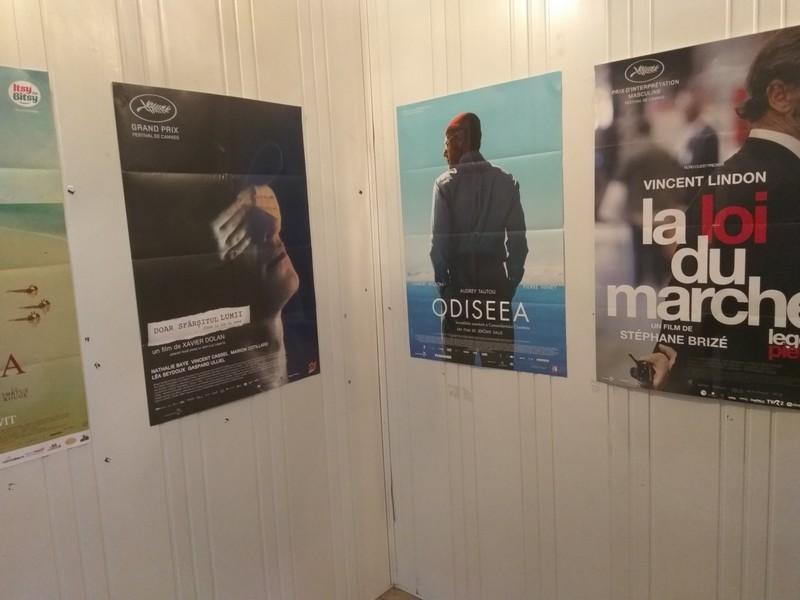 Filmele din cadrul Festivalului au atras ca un magnet cinefilii din Basarabia
