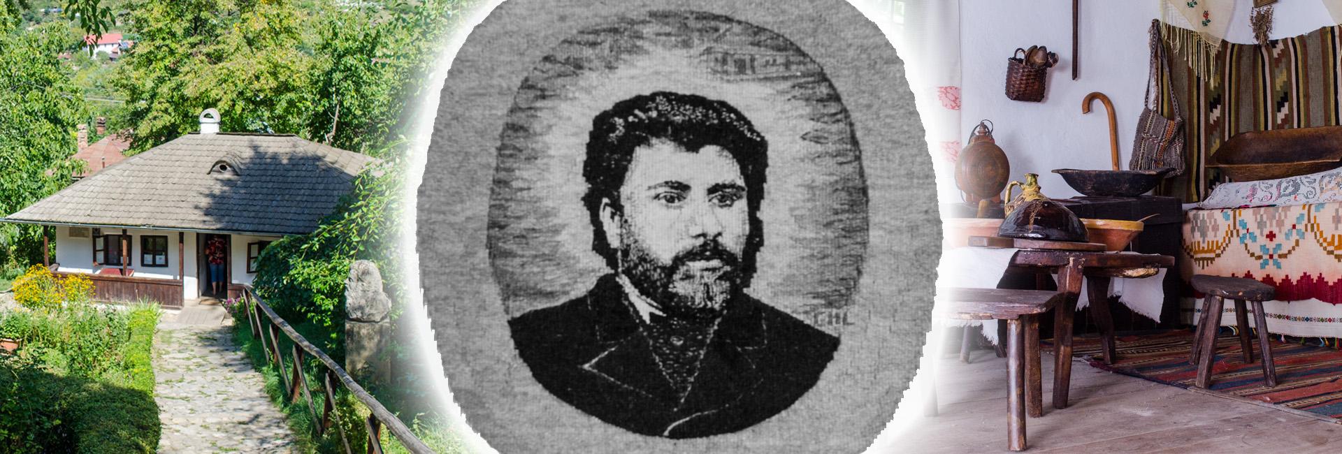 Ion Creangă Bojdeuca din Ţicău Iaşi slider