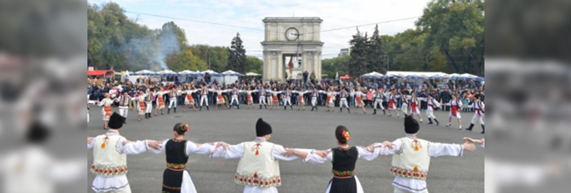 sărbătoare orașul Chișinău Basarabia Hramul Chișinăului slider