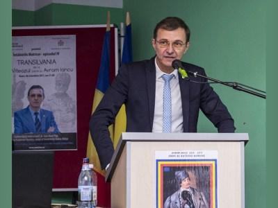 Ioan-Aurel Pop la Întâlnirile Matricei IV despre genocid cultural în România, românii şi rolul lor în istorie slider