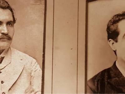 Mihai Eminescu la 1884 la Iaşi şi 1887 când Bucureştii îşi puseseră amprenta asupra sa slider
