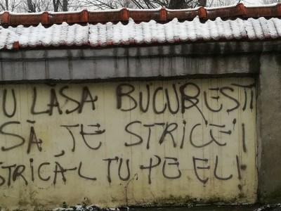 Nu lăsa Bucureştiul să te strice vandalism civism comunitate slider
