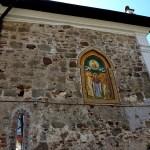 mănăstirea Hodoş-Bodrog Arad Marea Unire Ioan Ignatie Papp Vasile Goldiş zidul roman