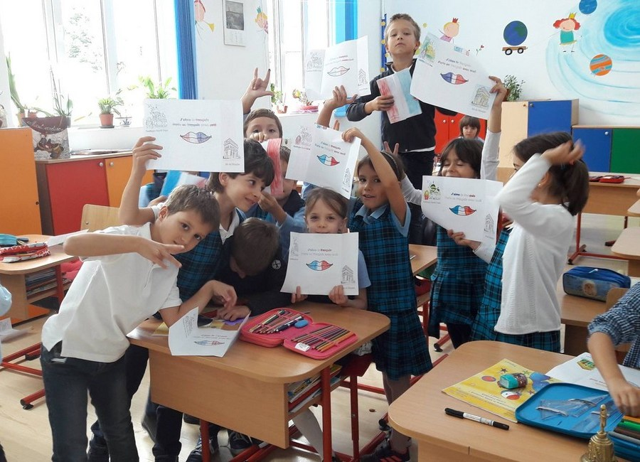 Liceul Pedagogic Ortodox Anastasia Popescu educaţie România slider