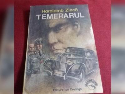 scriitorul Haralamb Zincă pionier romanul poliţist românesc slider