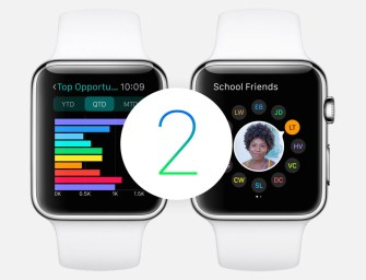 watchOS 2.1 Now Available for Apple Watch