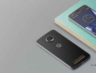 You Can Now Preorder the Moto Z Play Unlocked