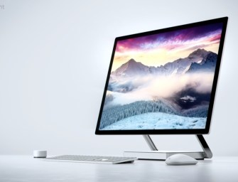 """Microsoft Delays Surface Studio Preorder Shipments to """"Early 2017"""""""