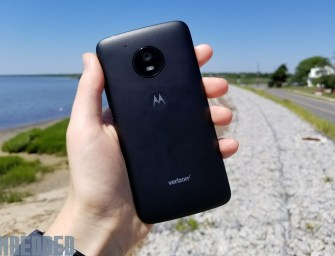 Moto E4 Review: Consider Nothing Else