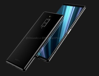 Sony's Xperia XZ4 Might Have a 21:9 Display