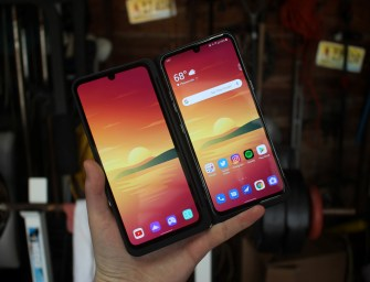 LG V60 ThinQ 5G review: Stupendously decent for $900
