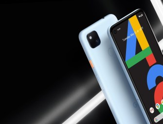 Google launches limited edition Barely Blue Pixel 4a