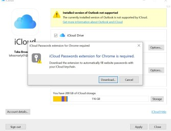 Apple prematurely releases iCloud Keychain for Windows 10