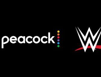 NBC's Peacock is getting WWE Network in the US starting March 18th