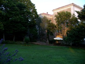 The Garden of Palazzo Cembalo