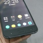 soft button dan sensor sidik jari Lenovo Zuk Z1