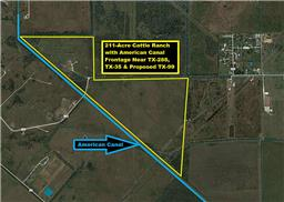 Property for sale at 0 County Road 128, Pearland,  Texas 77584