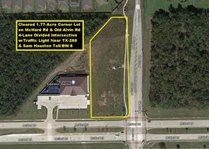 Property for sale at 0 Mchard Rd And Old Alvin Road, Pearland,  Texas 77581
