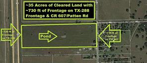 Property for sale at 0 County Road 607, Angleton,  Texas 77515