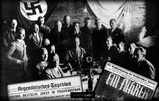 Die Bormann Bruderschaft Ii Matrix In Blau