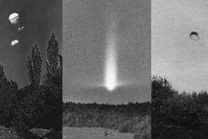 Horea Baciu Forest UFO Sightings, 1968