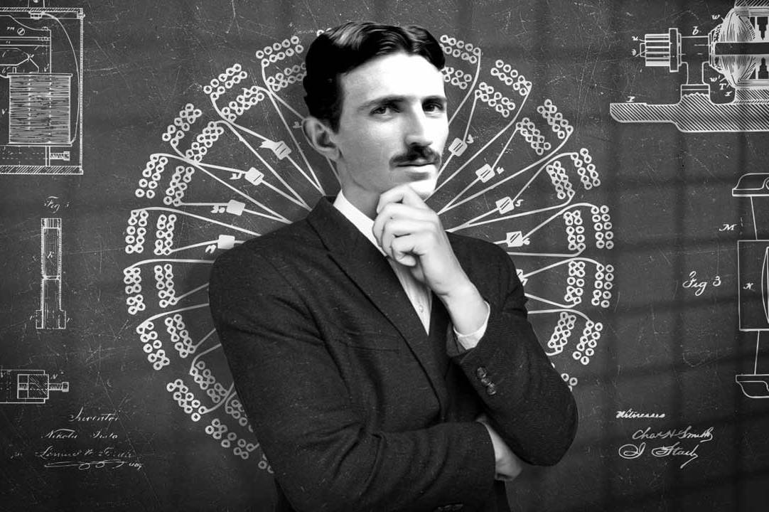 Nikola Tesla - UFO and Dynamic Theory of Gravity