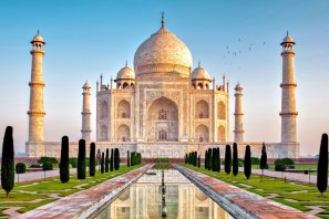 The Grandiose Taj Mahal and its Secrets