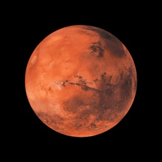 Was Life First Formed on Mars? What If...