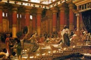 Magic Ring - Power behind Solomon, Genghis Khan and Charlemagne?