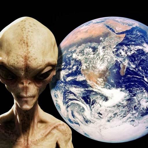 Aliens On Planet Earth