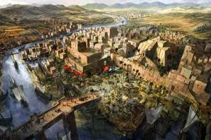 Great Civilizations and Cities Which Have Been Lost Over Time