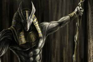Anubis Ancient-Gods