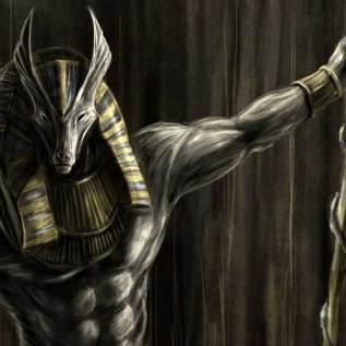 Anubis Ancient-Gods