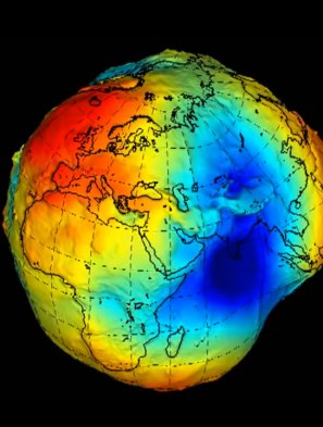 South Atlantic Anomaly,radically changes the Earth's magnetic field