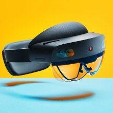 Microsoft HoloLens Mixed Reality Device – Augmented Reality Headset