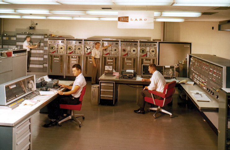 Livermore Advanced Research Computer (LARC)
