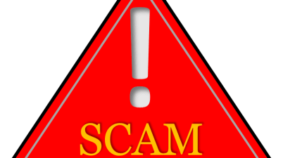 Scam Warning Picture