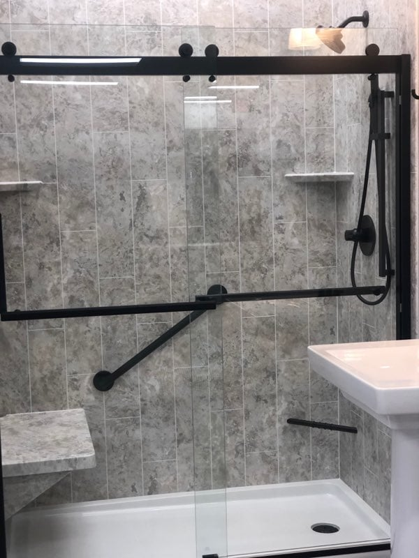 bathroo remodel