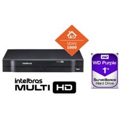 DVR MULTI HD 08 CH 1008 MHDX 1TB