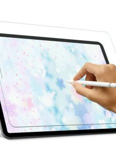iPad Air 4 2020 Paper Feel Clear Matte Film with Support for Apple Pencil