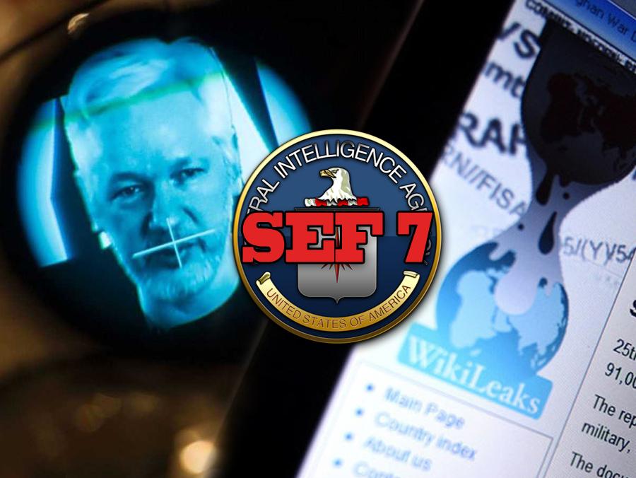 Sve o sefu 7 i najvažnije objave WikiLeaksa o ilegalnom djelovanju CIA-e koja uništava našu privatnost!