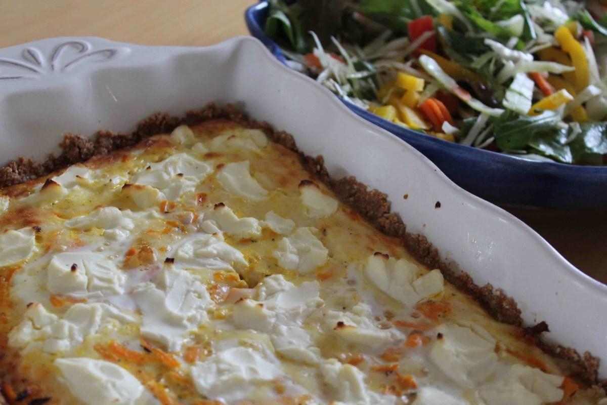 Smakrik morotspaj med cream cheese
