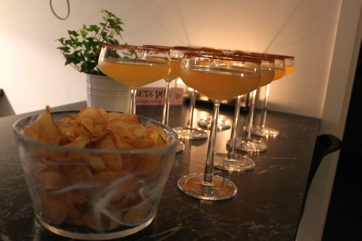 Applepie Martini