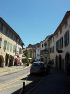 street, carcassonne